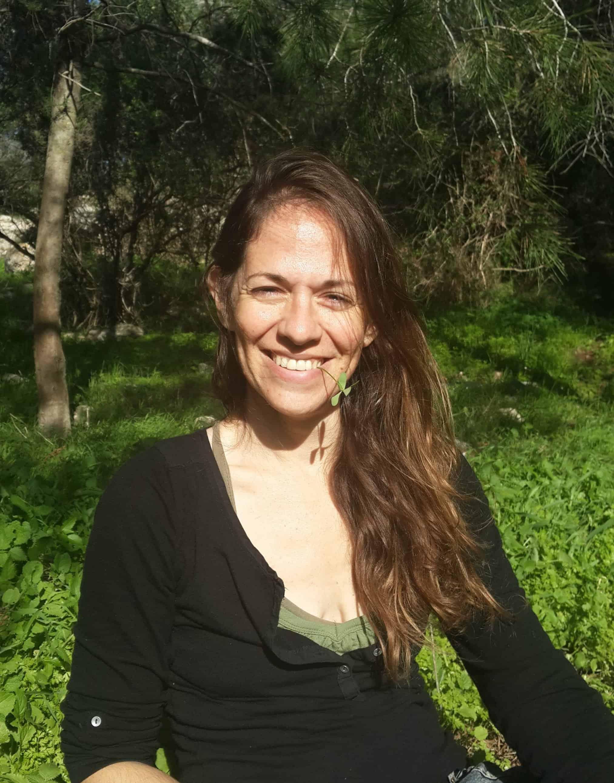 אביבית ג'וטי ברקוביץ' המרכז המקצועי לליקוט